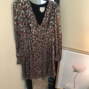 Kate Spade long sleeve mini dress!!